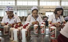 Cổ phiếu thăng hoa, vốn hóa của quốc tửu Trung Quốc vượt mặt cả Coca-Cola và 'ông trùm' đồ hiệu LVMH