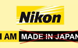 Sau 70 năm, Nikon chính thức ngừng sản xuất máy ảnh tại quê nhà Nhật Bản