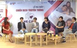 Nhà báo Đinh Đức Hoàng: Đàn ông Việt Nam mang rất nhiều nỗi sợ nhưng không bao giờ được khuyến khích chia sẻ