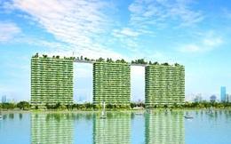 """BĐS xanh có nghĩa là nhiều cây? Hiểu đúng về BĐS xanh để không nhận """"một cú lừa"""" từ chủ đầu tư"""