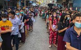 Ác mộng năm mới: Ổ dịch hơn 1000 người từ một khu chợ hải sản khiến người Thái tràn ngập lo sợ
