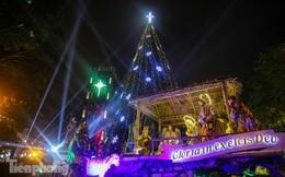 Các nhà thờ lớn ở Hà Nội lung linh trước đêm Giáng sinh
