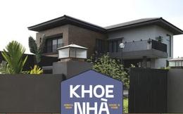 Đầu tư 2,8 tỷ, con trai kiến trúc sư xây tặng bố mẹ ngôi nhà đẹp như biệt thự ở Hà Tĩnh