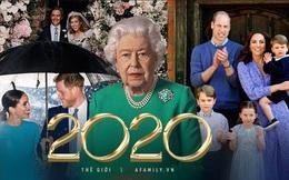 Nhìn lại năm 2020 đầy biến động của Hoàng gia Anh: Nhiều mâu thuẫn, rạn nứt tưởng chừng không thể đứng vững và những niềm vui ngọt ngào hiếm hoi