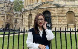 """Cô gái Hải Phòng cùng lúc giành 11 học bổng du học tại Anh, trong đó có ĐH Oxford: """"Mình trải qua 45 phút căng thẳng nhất cuộc đời, nhưng cực kỳ xứng đáng"""""""