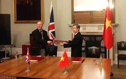 Chính thức ký kết Hiệp định Thương mại tự do Việt Nam - Anh