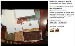 Lạ lùng người mua đi lừa người bán, chuyện thường ở sàn TMĐT Mỹ