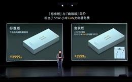 Bảo vệ môi trường theo cách của Xiaomi: Bán điện thoại mới không kèm sạc giá 14 triệu đồng, có sạc nhanh thì vẫn 14 triệu đồng