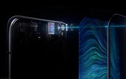 """Lộ bằng sáng chế của Samsung cho thấy công nghệ """"màn hình bên dưới màn hình"""" giúp ẩn camera selfie"""