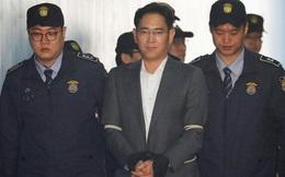 'Thái tử' Samsung tiếp tục đối diện với án tù giam 9 năm