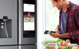 Nhìn vào chiếc tủ lạnh này, bạn sẽ thấy IoT không phải thứ quá cao siêu mà rất gần gũi và phục vụ đúng nhu cầu