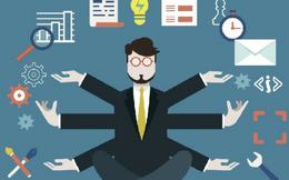 Bạn thực sự chỉ có hai cách để làm Giàu: Nhờ Sếp, hoặc nhờ Kinh doanh