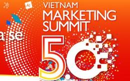 Hội nghị Thượng đỉnh Marketing Việt Nam (VMS 5.0): Hội tụ - Kiến tạo - Chia sẻ những giải pháp tiếp thị kinh doanh kỷ nguyên số