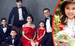 Hoa hậu Việt Nam đăng quang ở độ tuổi trẻ nhất: Sở hữu khối tài sản lên tới hàng ngàn tỷ đồng, cách dạy con lại càng đáng ngưỡng mộ