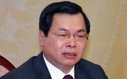 Sắp xét xử cựu Bộ trưởng Công Thương Vũ Huy Hoàng