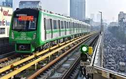 Dự kiến, cuối tuần này chạy thử đường sắt đô thị Cát Linh – Hà Đông