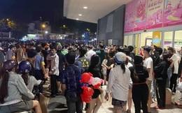 Vụ hỗn chiến ở AEON Tân Phú: Bảo vệ ngăn chặn nhóm bán hàng đa cấp