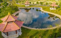 Cận cảnh hoa viên nghĩa trang hơn 2.000 tỷ đồng, có cảnh quan đẹp bậc nhất Việt Nam
