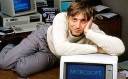 Bí quyết thành công cho những ngày đầu khởi nghiệp của Bill Gates: Nhớ biển số xe từng nhân viên