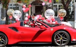 Đẳng cấp đại gia 1 năm tặng vợ 2 siêu xe: Một xe 60 tỷ, xe còn lại ở Việt Nam chưa ai có