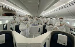 """Xúc động tâm thư bố gửi con là TVHK Bamboo trước chuyến bay đặc biệt vào tâm dịch Covid-19 ở châu Âu: """"Bố tin vào sự lựa chọn của con, đó không phải bồng bột tuổi trẻ mà là ý thức trách nhiệm, tận tâm nghề nghiệp"""""""