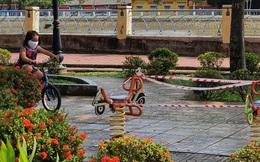 TP.HCM: Các khu tập thể dục, khu trò chơi thiếu nhi tại công viên chính thức ngưng hoạt động để phòng dịch Covid-19