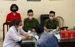 Trường hợp đầu tiên tại Hà Nội bị phạt vì không đeo khẩu trang