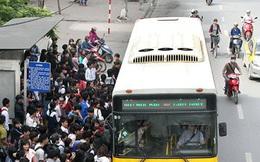 Hà Nội yêu cầu tạm dừng toàn bộ hoạt động xe buýt đến ngày 15/4