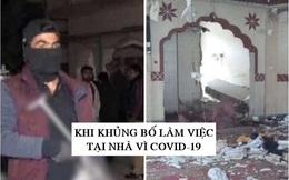 Một tên khủng bố nổ tung nơi ở của mình bằng 18 kg thuốc nổ trong thời gian 'làm việc' tại nhà vì Covid-19