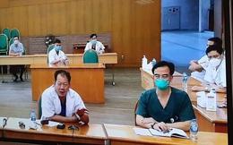 Trên 5.000 mẫu xét nghiệm tại BV Bạch Mai âm tính với COVID-19