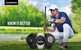 Đồng hồ GPS chuyên dụng cho chơi Golf từ Garmin