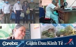 Xúc động hình ảnh các cụ già chung tay đẩy lùi Covid-19: Lão nông hiến đất nhà 700m2 để bán lấy tiền ủng hộ chống dịch, Mẹ Việt Nam Anh Hùng 95 tuổi may khẩu trang tặng mọi người
