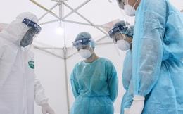 Hà Nội bắt đầu đón bệnh nhân làm xét nghiệm nhanh COVID-19, cho kết quả trong 10 phút