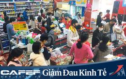Trước lo ngại thiếu thực phẩm, lãnh đạo Saigon Co.op cam kết: Dự trữ dồi dào, ăn 3-6 tháng cũng không hết!