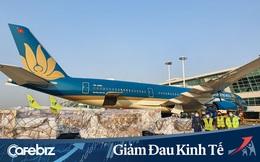 Mất khách vì Covid-19, Vietnam Airlines chuyển sang vận chuyển hàng hoá để vượt qua giai đoạn khó khăn