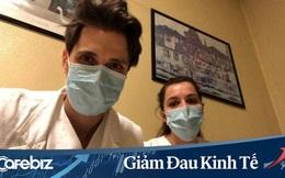 Câu chuyện đẹp giữa mùa Covid-19: Cặp đôi bác sĩ tuyến đầu chống dịch quyết định hoãn cưới để chung tay cứu người