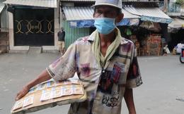 TP HCM: Đề xuất hỗ trợ người bán vé số 50.000 đồng/ngày