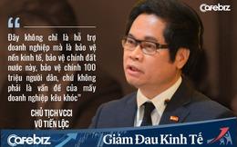 Chủ tịch VCCI: Hỗ trợ doanh nghiệp không chỉ là bảo vệ DN mà là bảo vệ cả nền kinh tế, đề xuất phát động chiến dịch cao điểm người Việt dùng hàng Việt trong 6 tháng