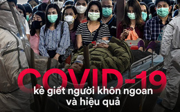 Nghịch lý: Tại sao Covid-19 dù không nguy hiểm bằng SARS nhưng lại lây lan như vũ bão và giết chết nhiều người hơn hẳn?
