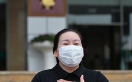 """Nữ điều dưỡng Bệnh viện Bạch Mai nhiễm Covid-19: """"Cùng làm trong nghề y, tôi rất thương các bác sỹ"""""""