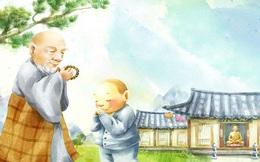 Chỉ với 1 cốc nước muối, hòa thượng già giúp tất cả chúng ta tránh xa được khổ đau: Ai cũng nên ngẫm
