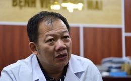 """Phó GĐ Bạch Mai: """"Bệnh viện đã vượt qua tất cả những khó khăn do lệnh phong toả để cấp cứu những bệnh nhân nặng"""""""