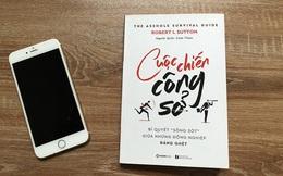 4 cuốn sách giúp bạn đánh bại mọi mưu hèn kế bẩn nơi công sở