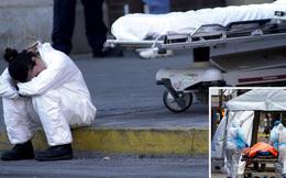 Từ chiếc băng ca trống rỗng trong vụ khủng bố 11/9 đến bệnh viện vỡ trận vì đại dịch Covid-19: Ký ức không thể quên của nữ y tá New York