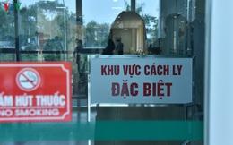 Bắc Ninh cách ly y tế 40 người và phong tỏa phân xưởng nơi BN 262 làm việc