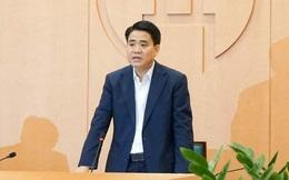 Chủ tịch Hà Nội: Xét nghiệm dương tính là công bố luôn, không thấy ca bệnh dân chủ quan