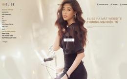Thời trang Elise ra mắt website Thương Mại Điện Tử khuyến khích khách hàng mua sắm trực tuyến