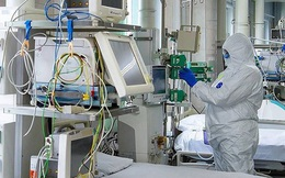 Số ca nhiễm COVID-19 tăng 13 lần, Moscow chuẩn bị hai vạn giường bệnh
