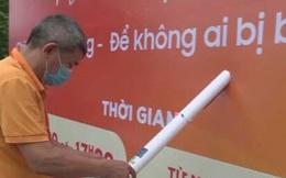 Đài NHK của Nhật Bản đăng tin về ATM gạo tại Việt Nam