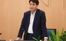 """Chủ tịch HN: """"Tuần này là thời gian quyết định đến thắng lợi của công tác phòng chống dịch"""""""